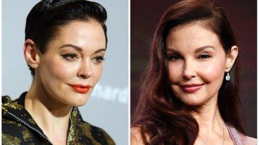 Actors Rose McGowan and Ashley Judd were among at least eight women to reach confidential settlements with Hollywood producer Harvey Weinstein.