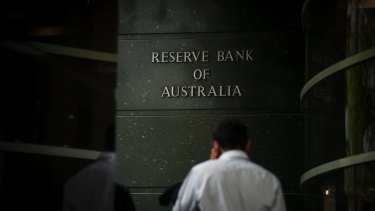 The RBA has kept rates at a record low of 1.75 per cent.