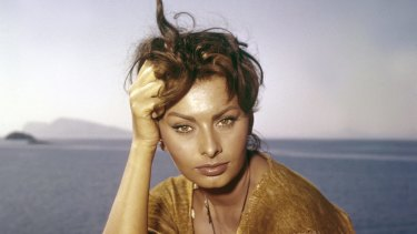 Sophia Loren credits olive-oil baths as one of the reasons her skin remains so beautiful.