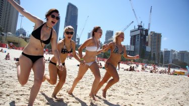 Premier Campbell Newman says Queensland is the safest holiday destination in the world.
