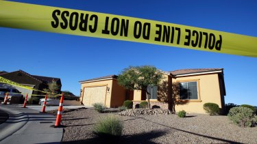 Police found 19 guns at the home in Mesquite, Nevada, that Paddock shared with his girlfriend Marilou Danley.