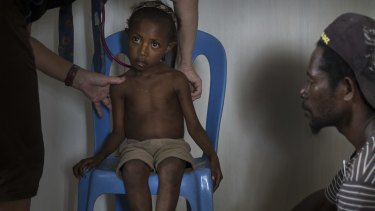 Medical treatment in PNG