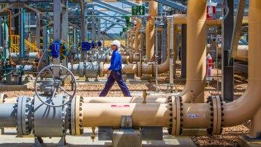 Gas tangle: senators clash over gag on whistleblower.