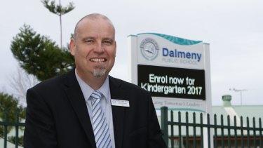 Dalmeny Public School principal Clayton Reedie recently attended Harvard University for a course on school leadership.