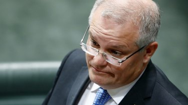 When you take the reins back Scott Morrison, you'll be seen as a welcome relief.