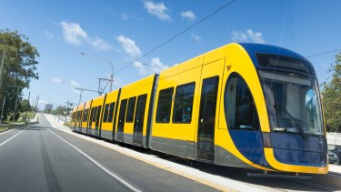 Federal funding is needed in Tuesday's budget to help kickstart the second stage of the Gold Coast Light Rail project, local tourism chief says.