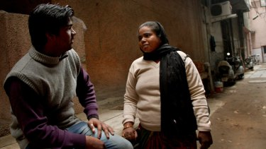 In 1998, Fatima's two-year-old daughter Zabeen was snatched from a Chennai street.