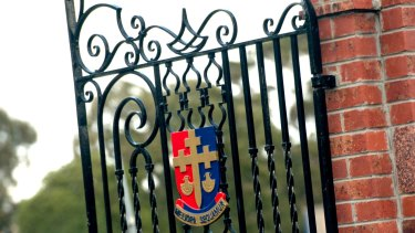 Melbourne's Brighton Grammar was the site of a recent rape culture scandal.