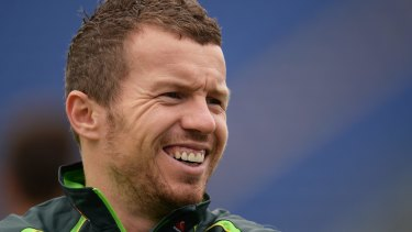 Peter Siddle is making a strong case for selection.
