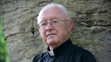 Father Pat Connor, Keneally's friend and part of the inspiration for one of his fictional characters.