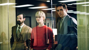 Many US cable network shows, like <i>Halt and Catch Fire</i> season 2, don't even have airdates for Australia yet.