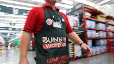 Wesfarmers went deep back into the past to help cement its hardware future in Britain.