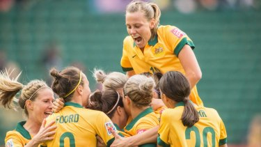 The Matildas have maintained a place in the world top 10 for four years now.