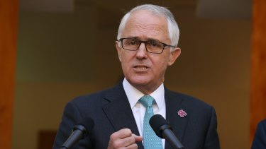 """""""We have no plans to take any other measures on this issue"""": Prime Minister Malcolm Turnbull"""