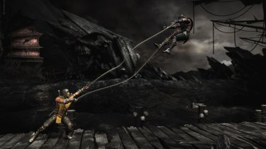 The King Of Gore Returns In Mortal Kombat X