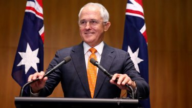 Prime Minister Malcolm Turnbull opens his election campaign on Sunday.