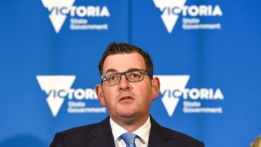 Premier Daniel Andrews says allegations of a printing rort should go to police.