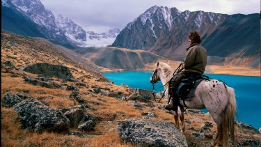Tim Cope, who travelled 10,000 kilometres on horseback from Mongolia to Hungary, is one of 50 explorers featured in the Australian Museum's Trailblazers exhibition.