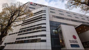 Problems were found with IT systems at the Royal Women's Hospital.