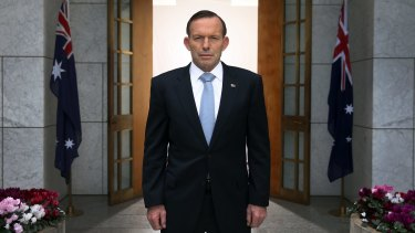 The essential charm of the Abbott persona sat awkwardly with incumbency.