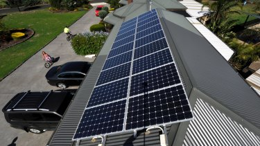 Smart home energy systems let households get more out of their rooftop solar panels.