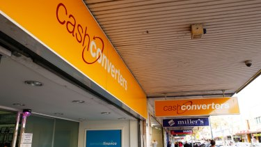 The inquiry will also look into payday lenders such as Cash Converters.