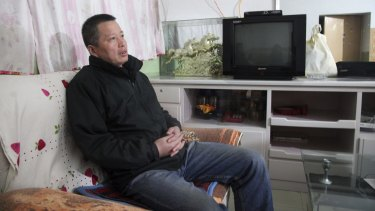 Gao Zhisheng has vowed never to leave China, even though his wife and children live in exile in the US.