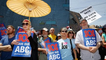 Stop whingeing: The ABC, like all media, vastly overestimates its influence outside the narrow corridors of media and politics.
