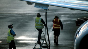 The shortage could cause international flights to make expensive 'tech stops'.