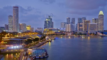 Singapore's government has previously told Fairfax Media it is not a tax haven, but a value-adding hub.