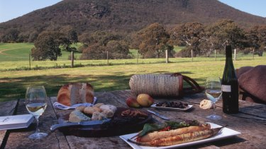 The Grampians community celebrates Father's Day and the arrival of Spring with the Seriously Shiraz festival.