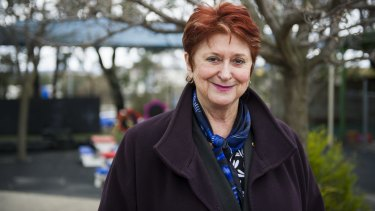 Age and disability discrimination commissioner Susan Ryan.