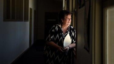 Cabramatta High principal Beth Godwin.
