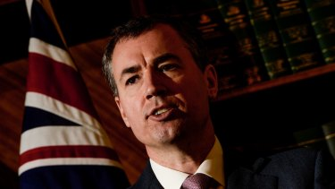 Justice Minister Michael Keenan will inform a summit on the work Australia is doing to improve its anti-money laundering and counter-terrorism financing laws.
