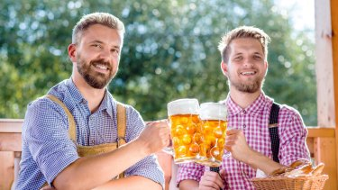 Germans drink more non-alcoholic beer than any nation, except Iran.