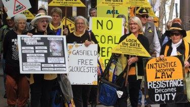 CSG protesters face heavier sanctions.