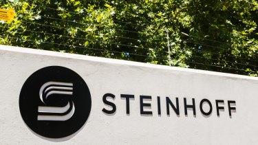 The headquarters of Steinhoff International Holdings NV, in Stellenbosch, South Africa.