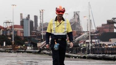 BlueScope will keep its Port Kembla steelworks open.