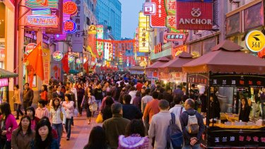 The Chinese government has argued its debt risk index would be little changed by 2020.
