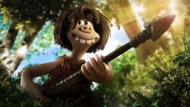 Early Man has the layered humour that is familiar in Aardman films.