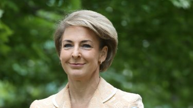 Jobs Minister Michaelia Cash