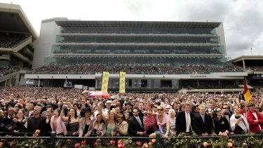 The potential tie-up comes just weeks ahead of the Spring Racing carnival.