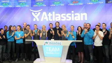 Atlassian, a leading provider of collaboration software for teams with products, opened for trading on The Nasdaq Stock Market on December 10, 2015.