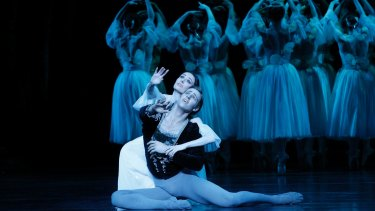 The Australian Ballet presents a production of the famed Giselle.