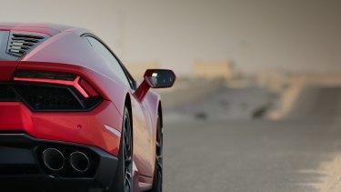 The three fastest-growing marques were Porsche, up 45 per cent, Ferrari, up 48 per cent, and Lamborghini, soaring 211 per cent.