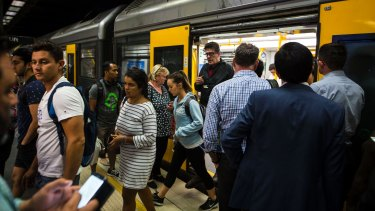 Sydney commuters have been warned to brace themselves for major disruptions on Thursday.