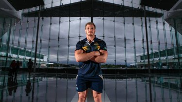 ACT Brumbies player David Pocock is prepared to take criticism if it means standing up for what he believes in.