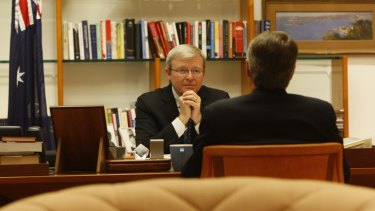 Former prime minister Kevin Rudd believes there is still an opportunity for confidential talks with Pyongyang.
