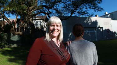 Mentor: Bronwyn Culling, who provides emotional and practical support.