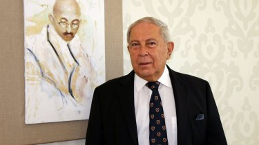 Dr Yusef Hamied has been helping AIDS patients in Africa with cheap medication.